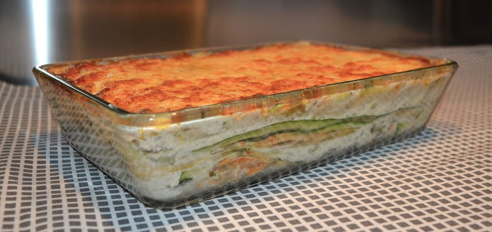Baked Ricotta And Spinach Cannelloni