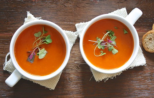 Vegetarian Soup: 2 Recipes For The Veggie Lovers