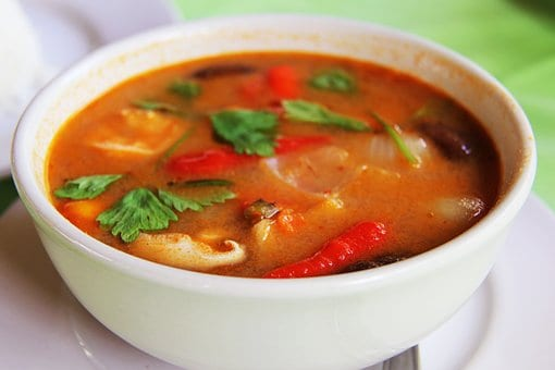 Vegetable Curry: Mix Of Health And Taste