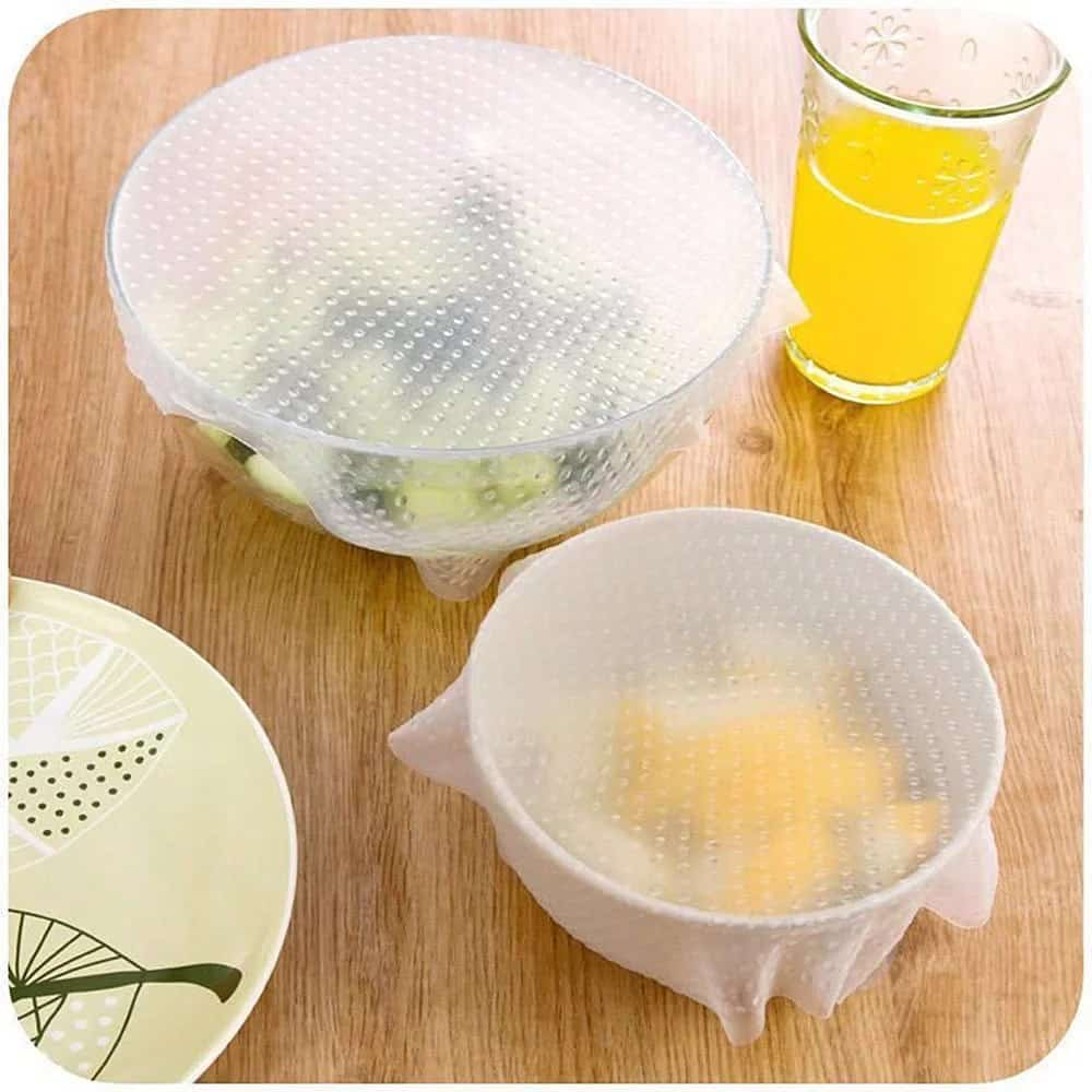 Foodsaver Reusable Silicone Seal Covers